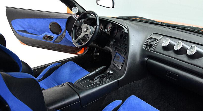 Toyota Supra de Paul Walker
