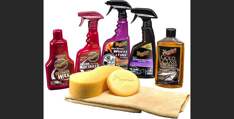 Amazon Meguiar's Classic Wash & Wax Kit