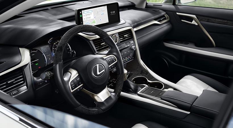 Lexus RXL Black Line 2022