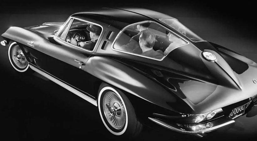 Chevrolet Corvette de Cuatro lugares