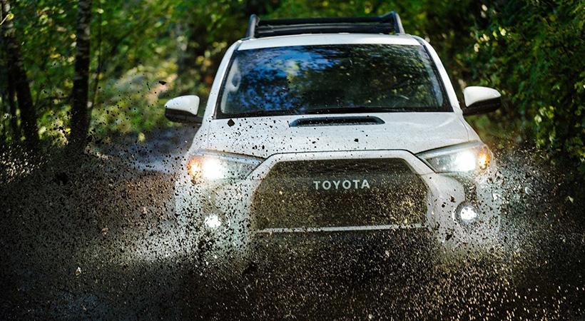 Toyota 4Runner TRD Pro 2021