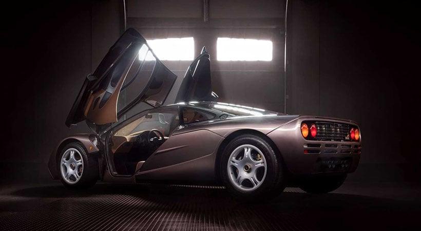 McLaren F1 más caro de la historia