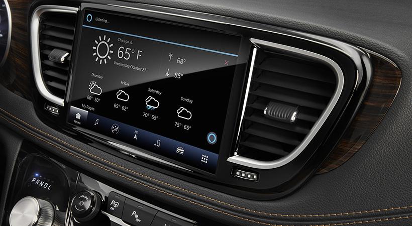 Chrysler Pacífica 2021