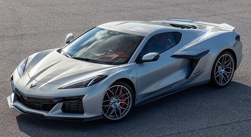 Corvette Z06 2023