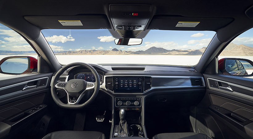 Volkswagen Atlas Cross Sport 2021