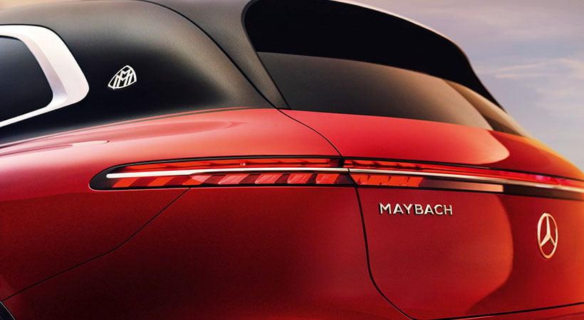Maybach EQS Concept