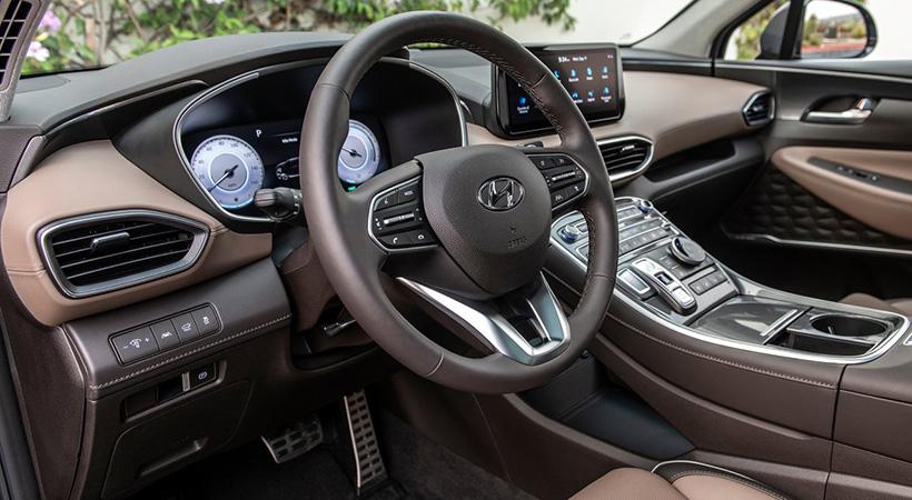 Hyundai Santa Fe Híbrido 2021
